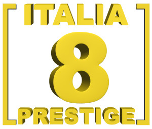 ITALIA 8 PRESTIGE GIALLO