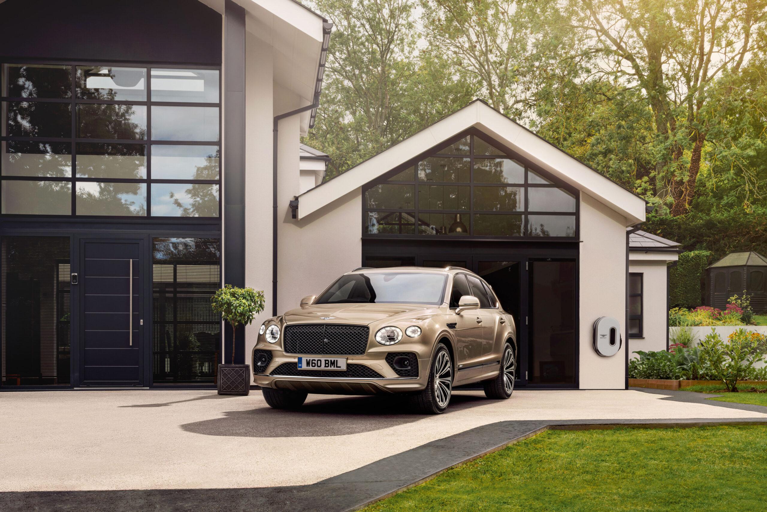 Nuova Bentley Bentayga Hybrid