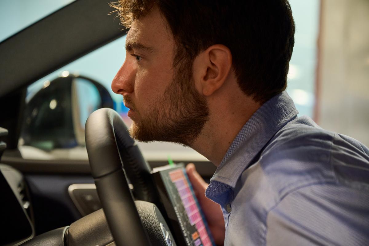 L'odore di auto nuova
