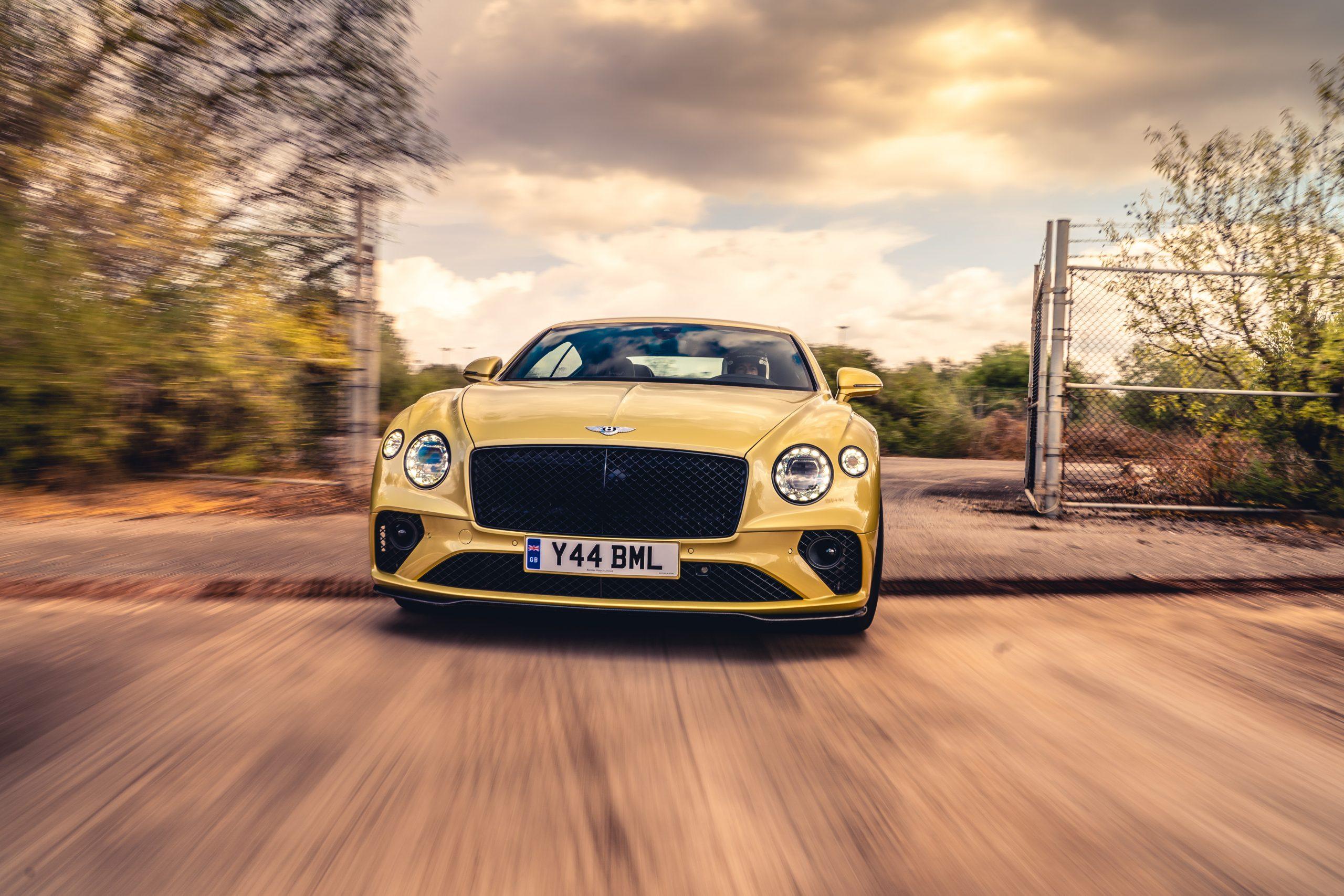 Bentley Continental Drift