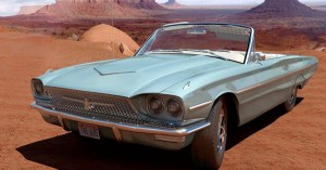 Ford Thunderbird - Thelma & Louise