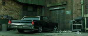 Lincoln Continental - The Matrix