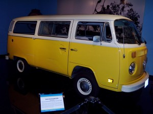 Volkswagen transporter - Little miss sunshine